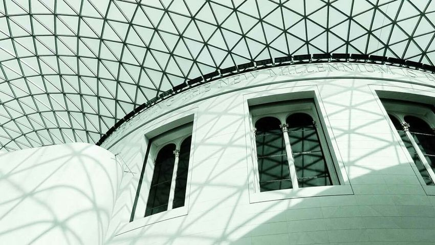 Amazing Architecture Architecture Travel Britishmuseum London Uk NormanFoster Foster