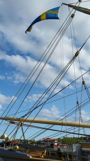 Sail Away, Sail Away Tre Kronor Oskarshamn Sverige Sailboat