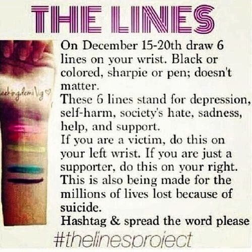 Thelinesproject Helpeachother Staystrong