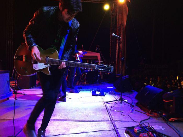 En el escenario de FestivalCentral