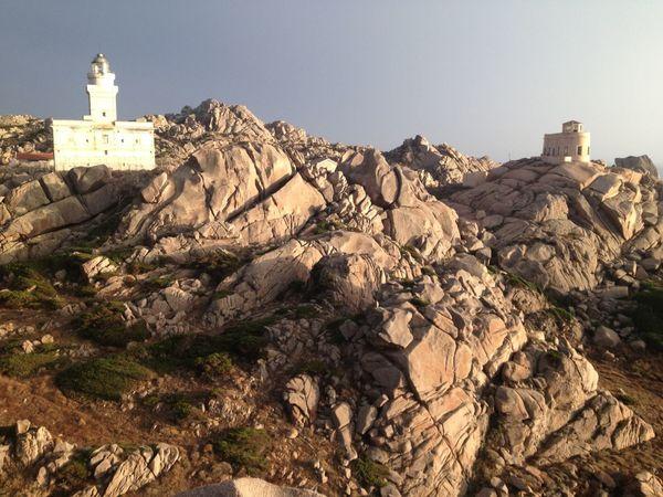 voglio vivere cosi, col sole in fronte Capotesta Sardegna