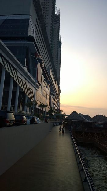 baywalk pluit Sunset Collection Arsitektur Eye For Photography