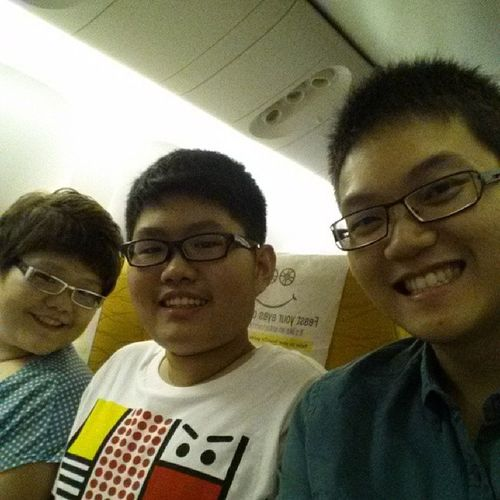 Bye SG! Holiday Taiwan @carolwongwongwong @lowmingchun