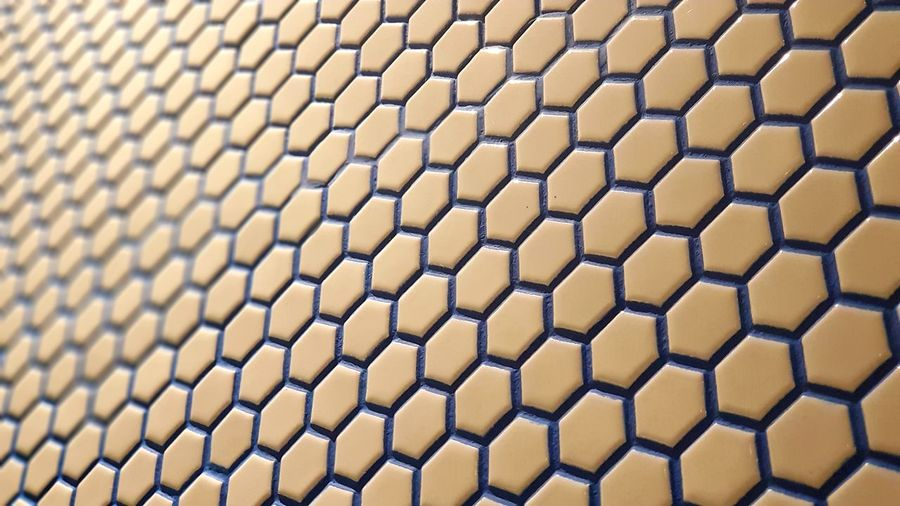 Hexagonal texture