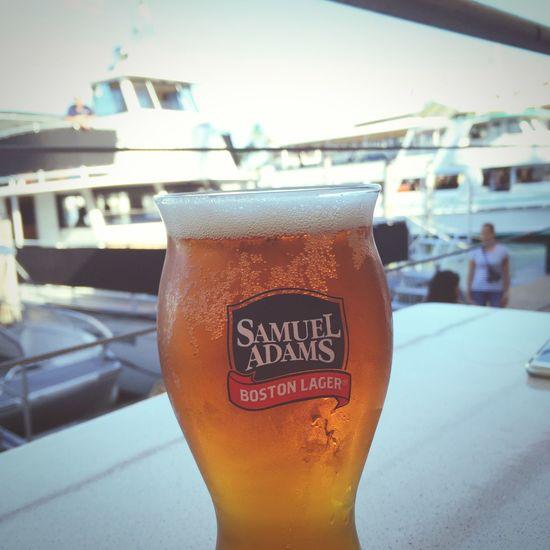 Friends & Beers Beer Sam Adams Miami Marina
