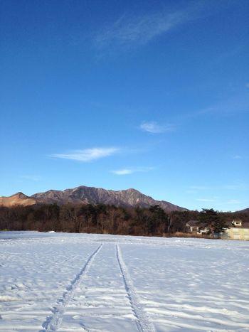山中湖 山梨 Snow