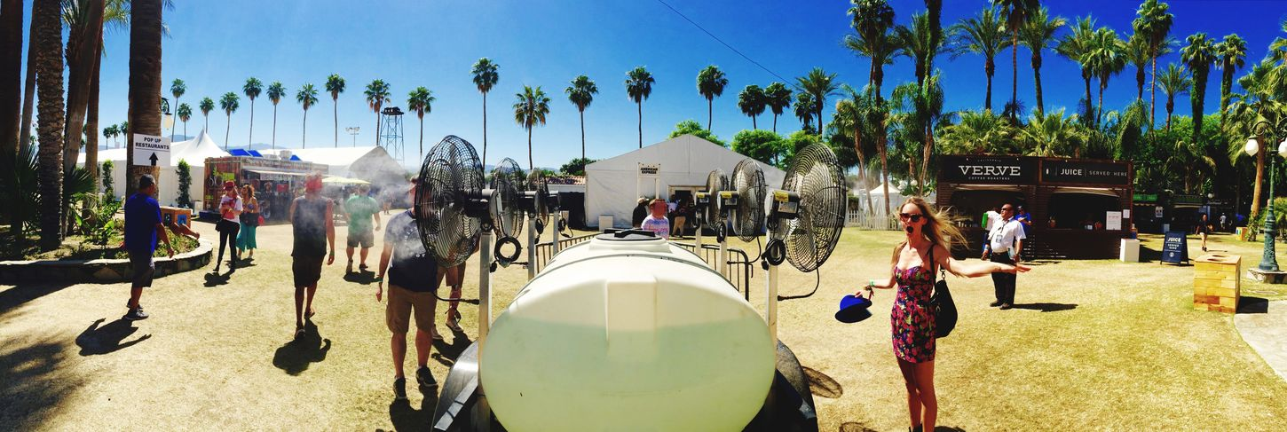 EyeEm Best Shots Coachella2015 Enjoying The Sun Hello World