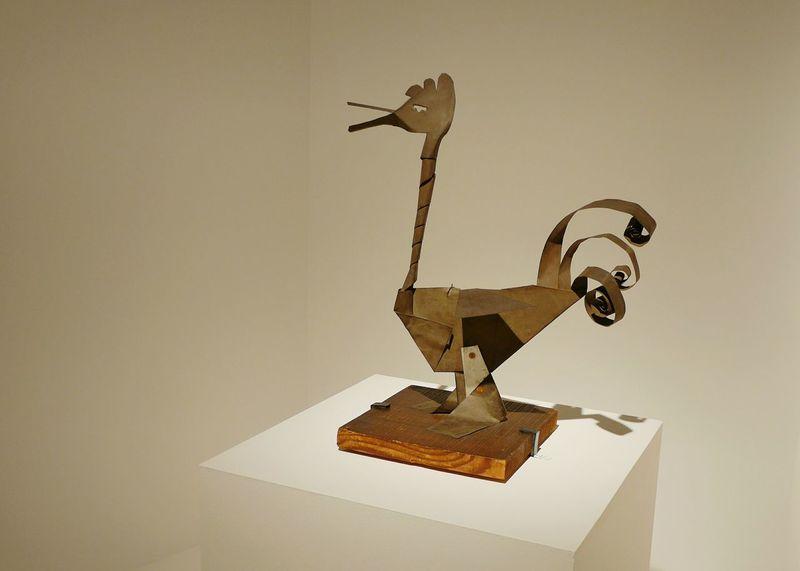 Calder au Musee Soulages Rodez - Sculpture Animal Representation Arts Culture And Entertainment Art Museum Aveyron Rodez Modernart Creativity Exposition Artist
