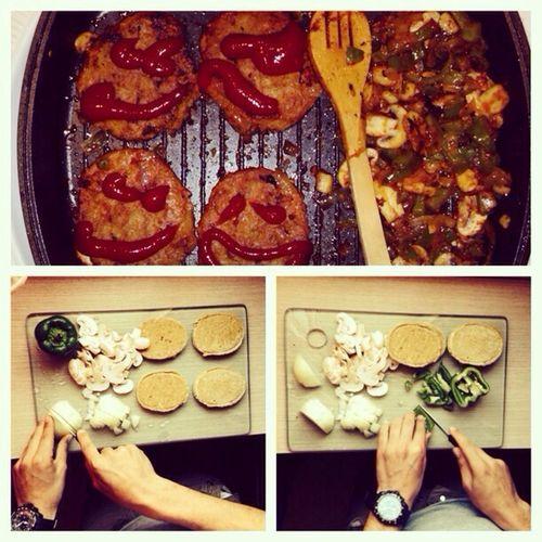 Yummy Lunch  by Chef pedram ;)