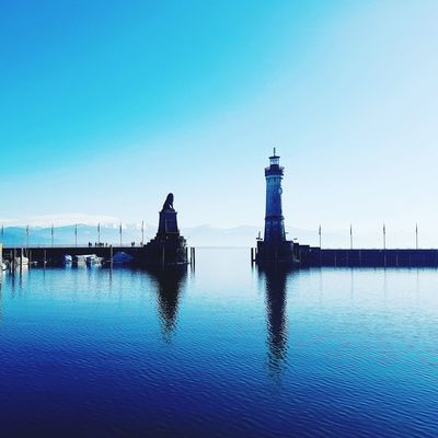 Lindau Water Blue