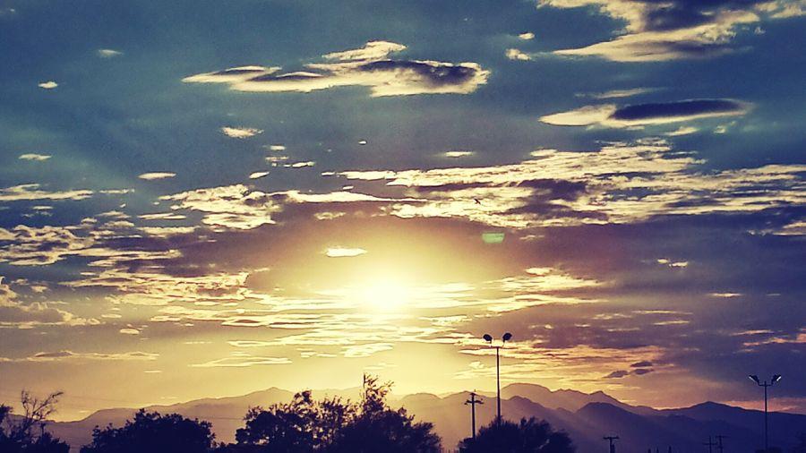 Vegas  Las Vegas Sunset