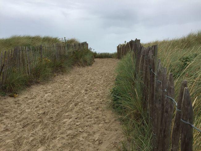 Breskens Nederland Beachwalk