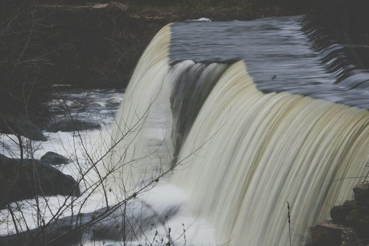 Waterfall Wood