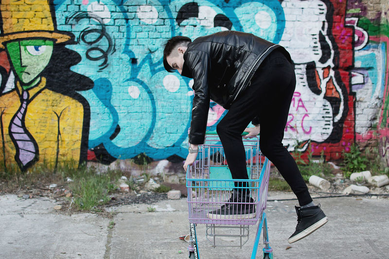 Emotions Graffiti Grocery Shopping Hooligan Infringer Lifestyles Male Malemodel  Punk Punk Style Punkrock Streetart Streetstyle Subculture Teen Teenager Urban Style Young Youth Market Reviewers' Top Picks Embraceurbanlife Embrace Urban Life Capture Berlin Creative Space