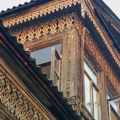 Architecture Built Structure Building Exterior History Façade Majestic No People Orenburg Orenburg_russia Russia Native