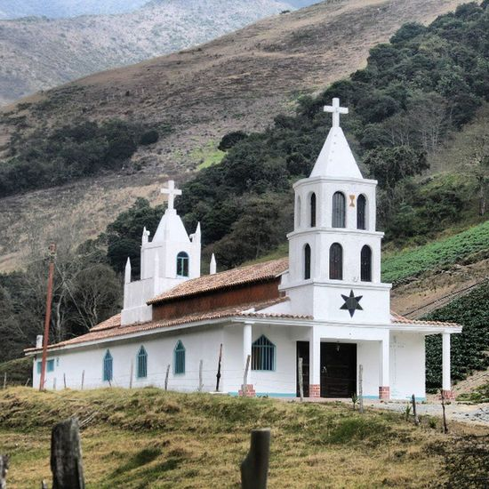 Iglesia ubicada en el sector Las Porqueras de La Grita Tachira  Venezuela Ig_tachira IG_Venezuela Igerssc IgersVenezuela Venezuelaes Insta_ve Instavenezuela