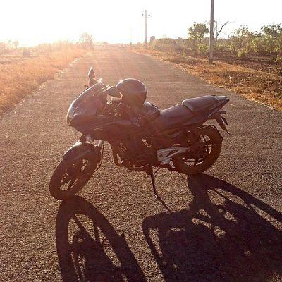 Bike Motorbike Wheels Pulsar