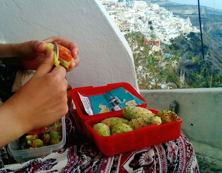 🇬🇷 Hands At Work Indian Fig Handpicked Rural Life Portrait Of A Woman Portrait Of A Friend Peeling Fruits Organic Food Back To The Roots Greek Summer Somewhere In Greece Somewhere Up High Outdoors EyeEm Gallery GREECE ♥♥ ShareTheMeal Go Higher