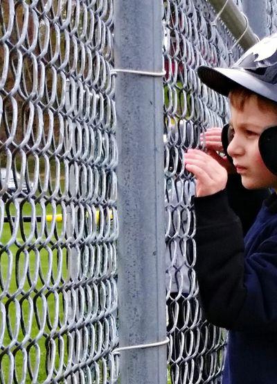 The Moment - 2015 EyeEm Awards The Photojournalist - 2015 EyeEm Awards Autismawareness No More Bullies Children Sports Alone Baseball The Portraitist - 2015 EyeEm Awards Color Portrait