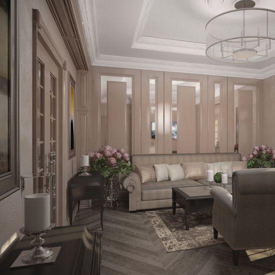 Классика Enjoying Life дизайн 3d Edodesign Interior Design