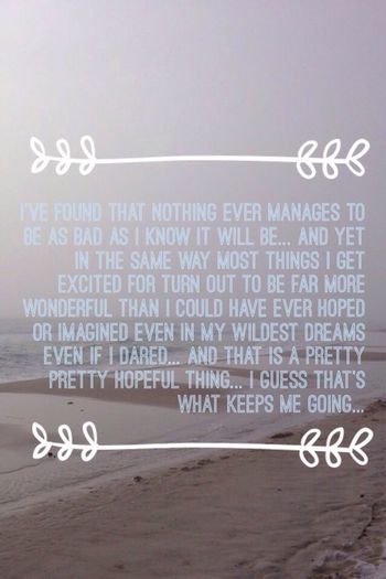 What keeps me going... Quotes Keepgoing My Quotes!! Taking Photos On The Beach