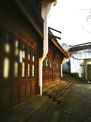 Architecture Built Structure Building Exterior Architectural Column Travel Destinations Outdoors No People Day Sky Chinese Culture Chinese Architecture Chinese Traditional Culture Chinese Art Chinese Garden Chinese Tradition Chinese Traditional Neighborhood