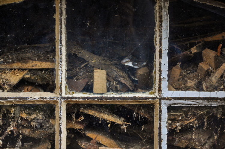 Bad Condition Basement Cellar Close-up Old Window Window View Wood Wood - Material Wood Pieces