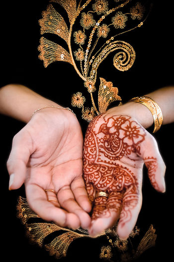 Art Black Close-up Colour Culture Dark Design Floral Fun Golden Henna Henna Art Henna Design Henna Tattoo Henna Tattoo ❤ Indian Muslim Outdoors Palm Prayer Praying Red Tattoo Traditional Woman