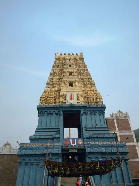 Biggest Vishnu Temple of India Vizag Visakhapatnam Religion Architecture Travel History Pagoda Business Finance And Industry Tourism Travel Destinations Ancient Spirituality