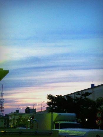 Dawn 夜明け前