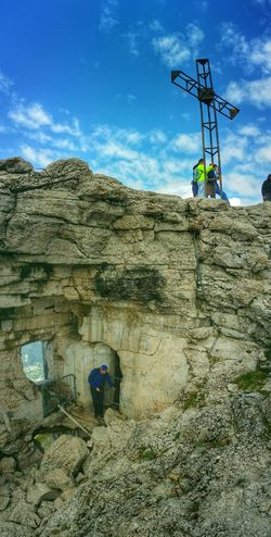 WWI Fort, Cima Vezzena, Trento, Italy Travel Italy Trento Cima Vezzena Mobile Photography Art Fineart Panoramic Views Wwi Military Installations