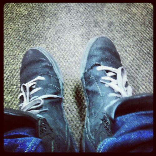 Daum I need to Cleanmyshoes Dirtyshoes Hightops Supras  bored