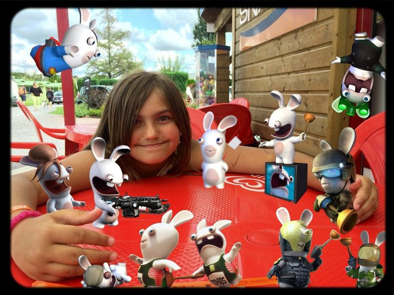 Bunny  Lapins Cretins Anime Rabbit