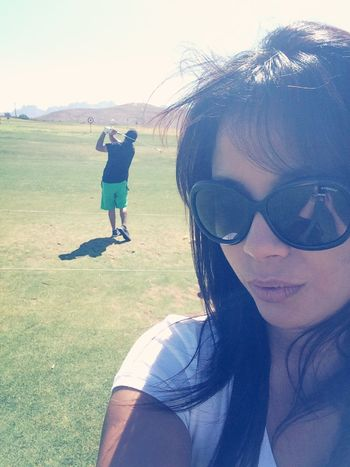3rd game!!!?❤️⛳️?? Golfing Being Tiger Woods Hole In One! Drinks