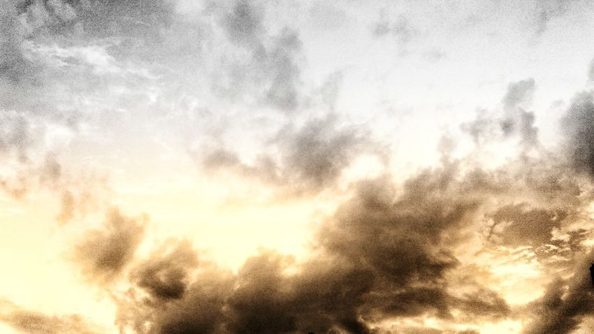 VAN GOGH LOOKED FOR SOME YELLOW WHEN THE SUN DISAPPEARED Sepia Negative Sun Sunlight Sunshine Skyscape Blue Sky Clouds And Sky Photography Painting Abstract Textured  Yellow William Blake Van Gogh Sunset Dramatic Sky Cloudscape Sky Cloud - Sky Moody Sky Atmospheric Mood Romantic Sky