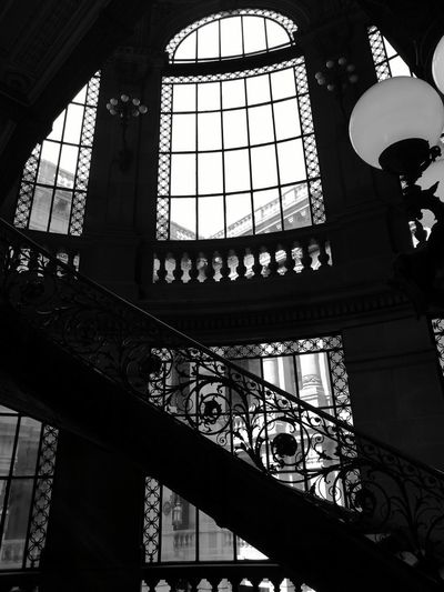Architecture Window History Day Indoors  Low Angle View MUNAL Munalmx Mexico City Mexico Arquitectura Blackandwhite Blancoynegro HuaweiP9
