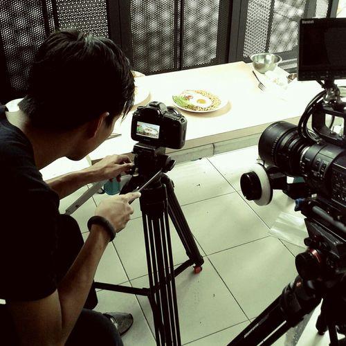 Food shots. Food Photography Filmmaking Work In Progress Commercial