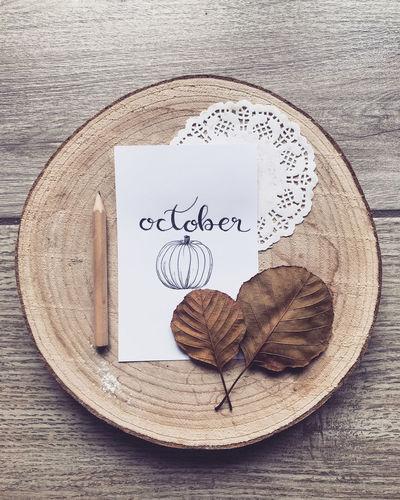 Autumn Wood -