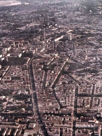 Der Himmel über Berlin 😊 Alexanderplatz Alex From The Sky Berlin From The Sky Berlin Alex Germany From A Plane Window
