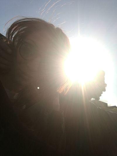 Escapade En Folie Sunlight Sun Sky Lifestyles A L'ombre D'un Souvenir My Style ❤ Geneva Chou♥  Au Soleil🌞 Real People