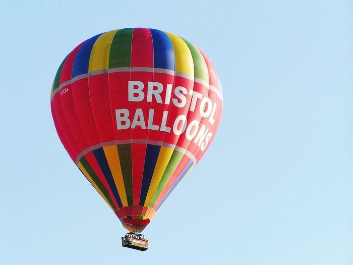 Bristol hot air