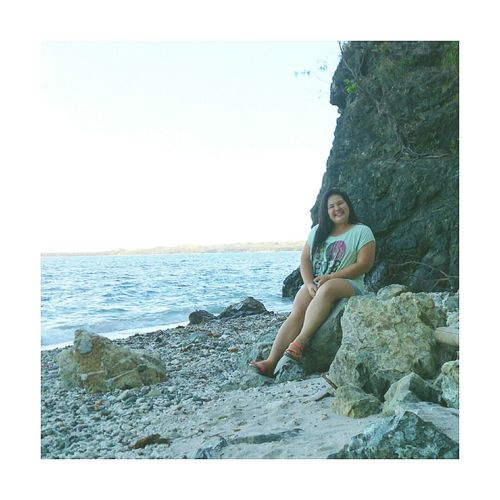Self Portrait Selfie Pinay Philippines Enjoying Life Summertime Beachlovers Beachlife Beachbum Beach