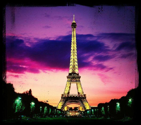 Paris Eiffel Tower First Eyeem Photo