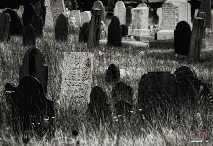 Graveyard Cemetery Monochrome Tombstone Cemeteryscape Cemetery Prints