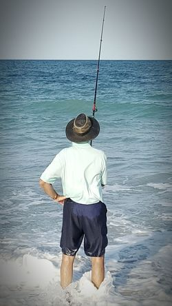 Gone Fishin' Hold The Line Cast Away The One That Got Away Daydreaming Up Before Dawn Hanging Out Dock Of The Bay Sea And Sky Seaside River's Edge Enjoying Life Hit The Beach Sandy Beaches Relaxation Bring Home The Bacon Surf's Up Sandy Bottoms Who Cares . Not Me ! Beach Time
