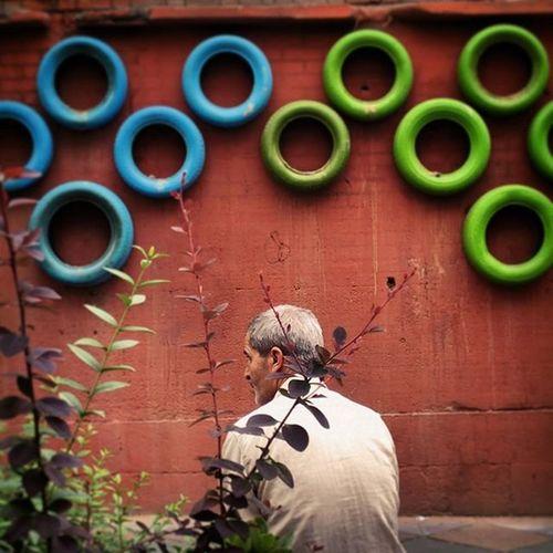 ايران تهران تهرانگردي خيابان_وليعصر وليعصر Iran Iranpic Tehran Tehranpic Streetlife Landscape Valiasrstreet