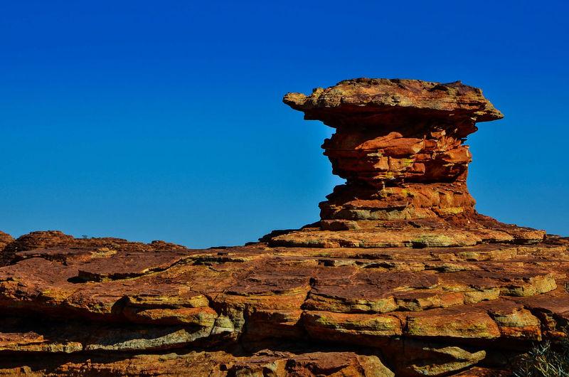 Arid Climate Barren Eroded Geology Rock Rock Formation Rough Australia Australian Outback Erosion Kings Canyon National Park Kings Canyon