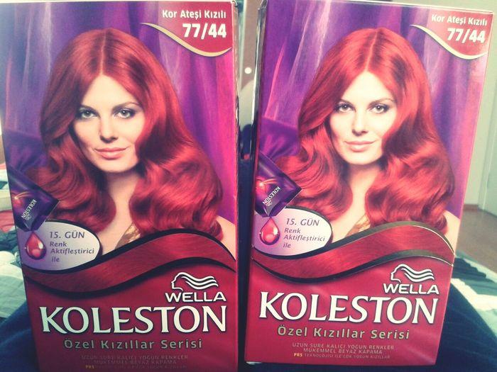 Redhead That's Me Koleston