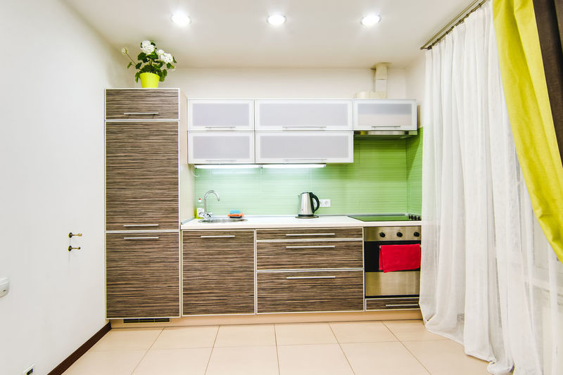 Domestic Room Home Home Interior Indoors  Tile Flooring Sink Furniture Home Showcase Interior No People Architecture Household Equipment Tiled Floor Wealth White Color Bathroom Luxury Modern Kitchen Domestic Kitchen Cabinet