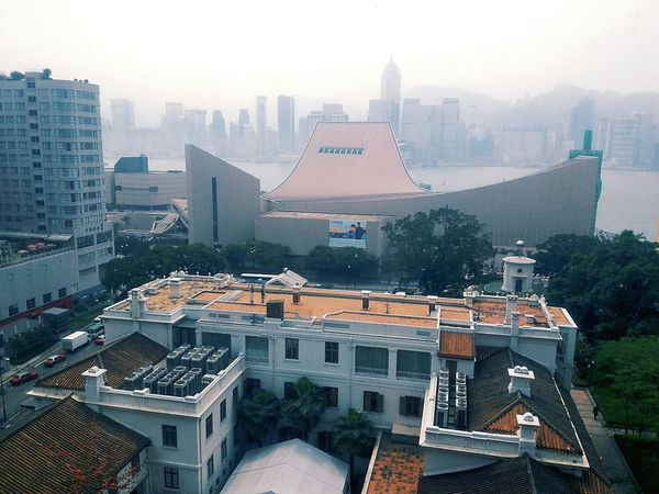 Foggy Landscape My City Is Beautiful Historical Building Harbour View Dreamscapes & Memories EyeEm Nature Lover Dreamy From My Point Of View Nature Photography Buildings & Sky Architecture_collection Architectural Feature Old Architecture Old And New Architecture